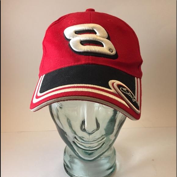 Dale Earnhardt  Jr #8 Black//Red BEANIE  NEW